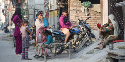 Perna caste are one of the most stigmatised communities in India